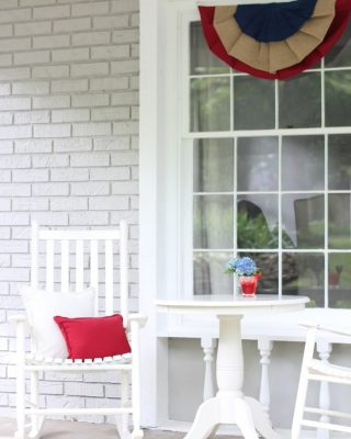 Fourth of July party ideas & decorations