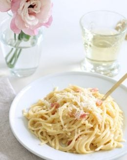 Carbonara Recipe - 10 minute dinner