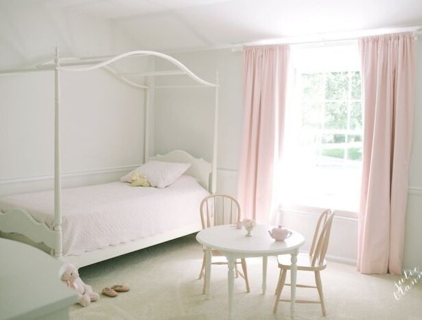 Little Girls Bedroom Ideas   decorating with what you have