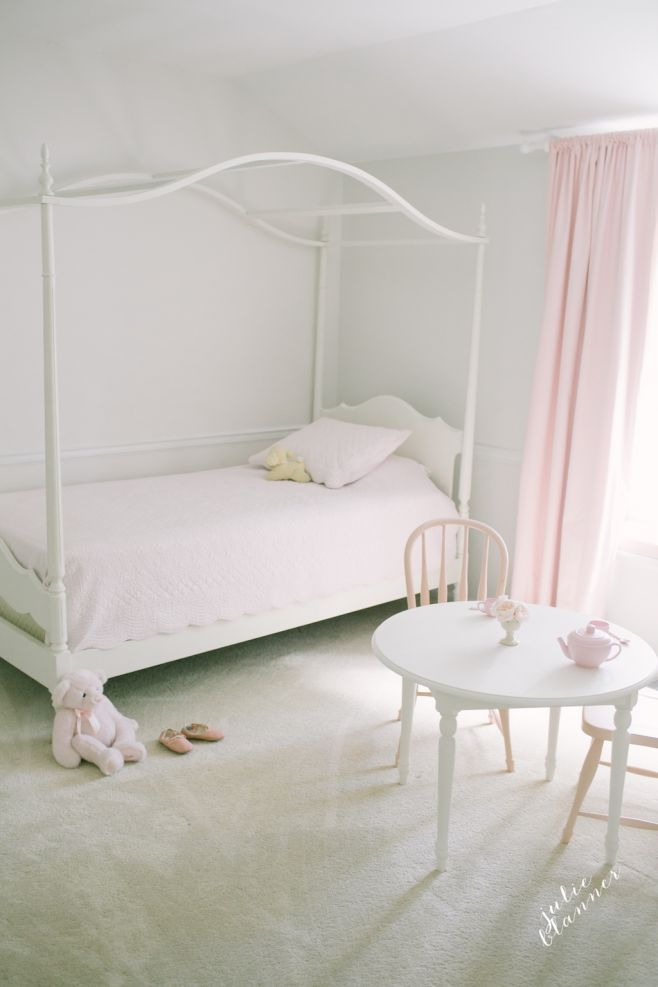Little Girls Bedroom | Decorating with What You Have - Julie ...