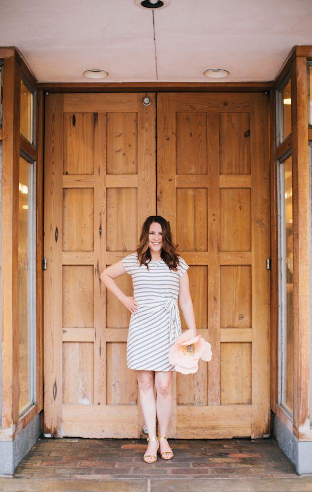 Lifestyle blogger & entertaining expert Julie Blanner