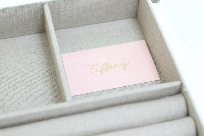 personalized wedding shower gift idea | thoughtful shower or wedding gift