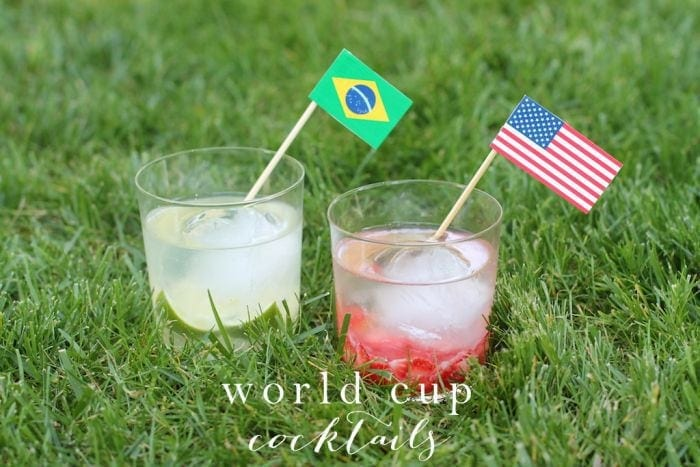 World Cup Party | Caipirinha Recipe