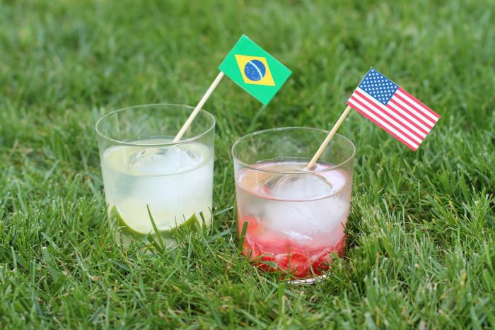 Cocktail & Party ideas for the World Cup