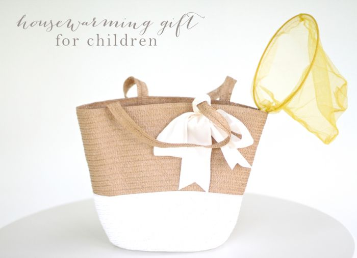 housewarming gift for children | welcome children to their new home with activities to help them explore it while keeping them occupied {truly a gift for mom & dad!}