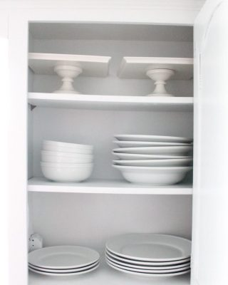 simple tips to organize your kitchen cabinets in minutes