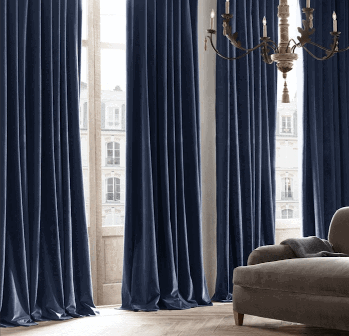 Color trend: Blue Velvet Get the details & how to get the look without a commitment