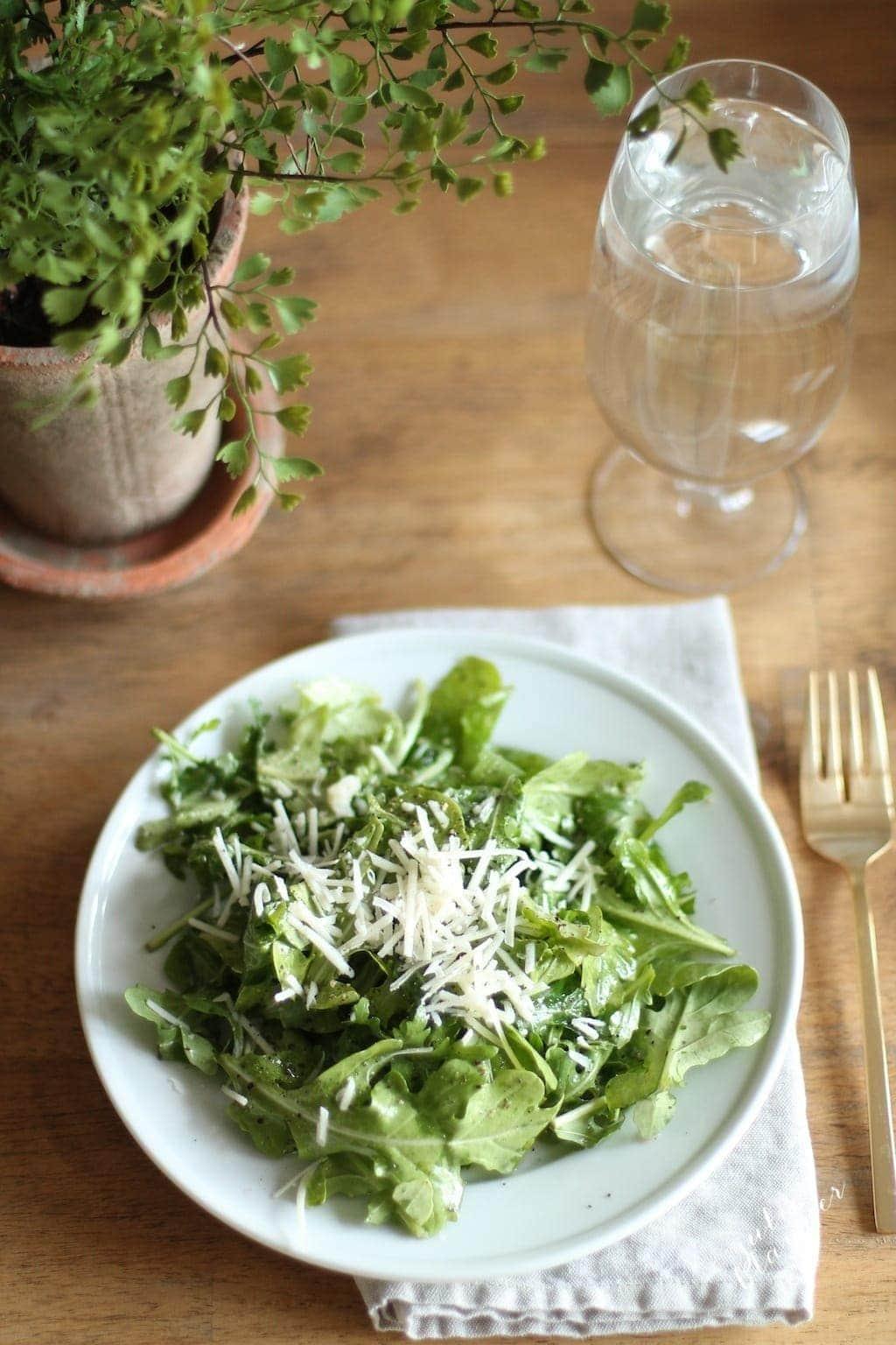 Summer Side Salad | Lemon Vinaigrette - Julie Blanner entertaining ...