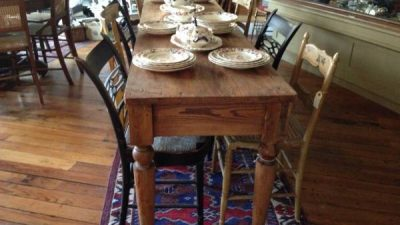Buying, building or finding harvest & farm tables