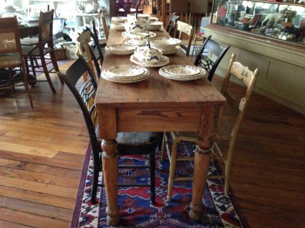 Buying Building Or Finding Harvest Farm Tables