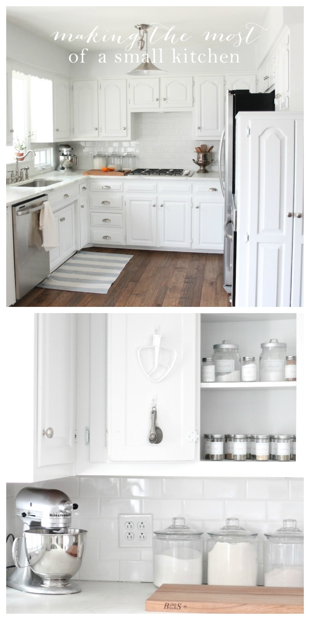Creative ideas to organize your kitchen