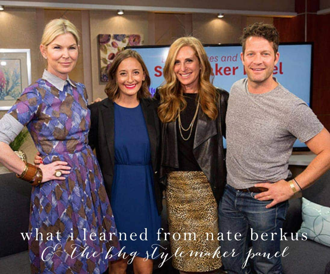 Nate Berkus' Design Tips from the BHG Style Panel