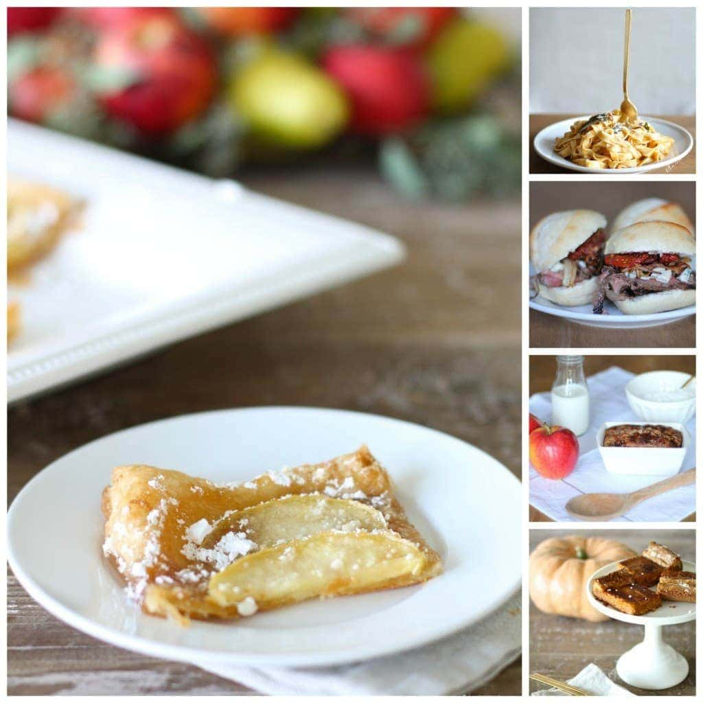 Flavors of Fall | The best fall baking & dinner recipes