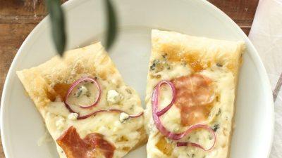 prosciutto pizza recipe