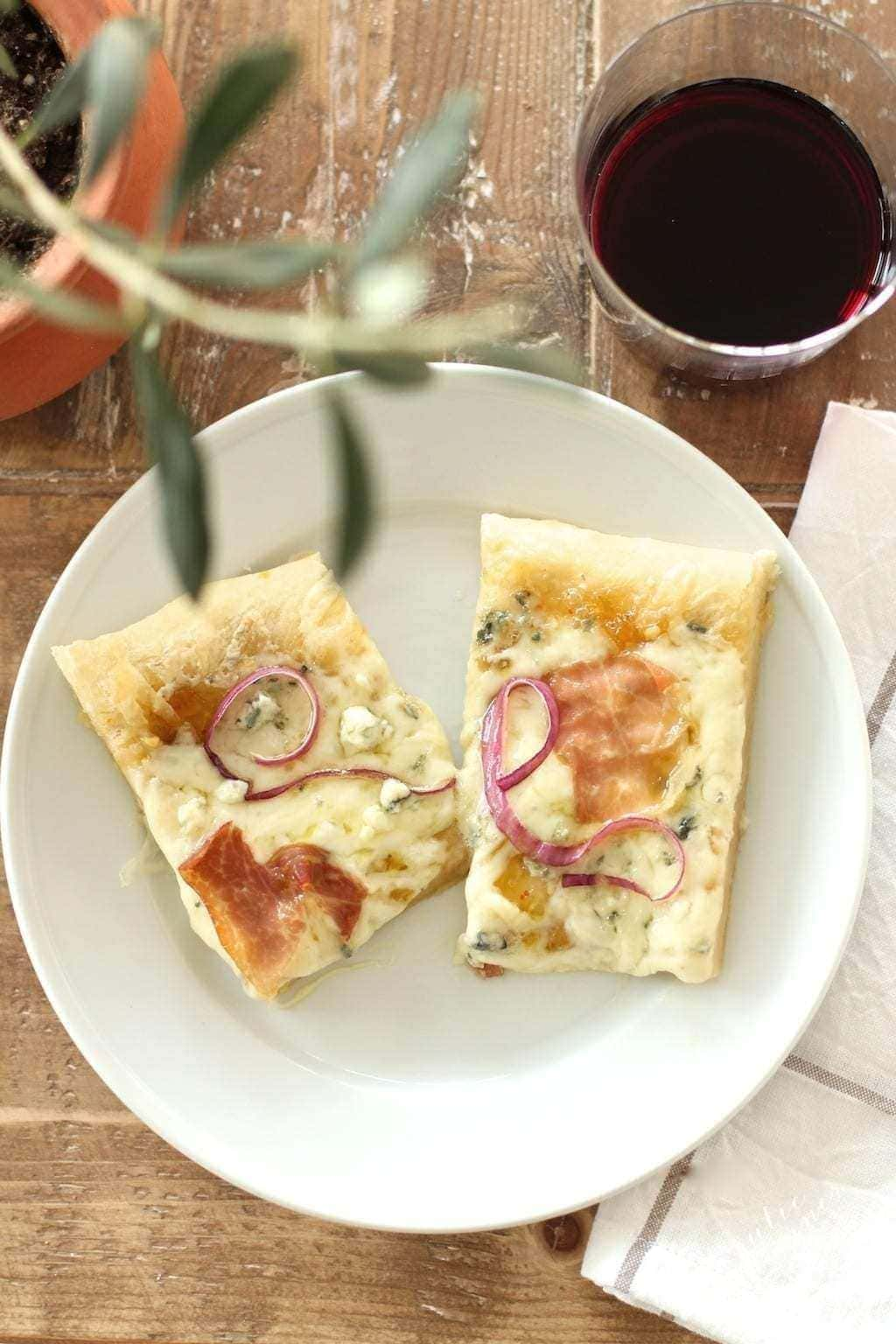 The Porky Fig | Flavorful fall pizza recipe