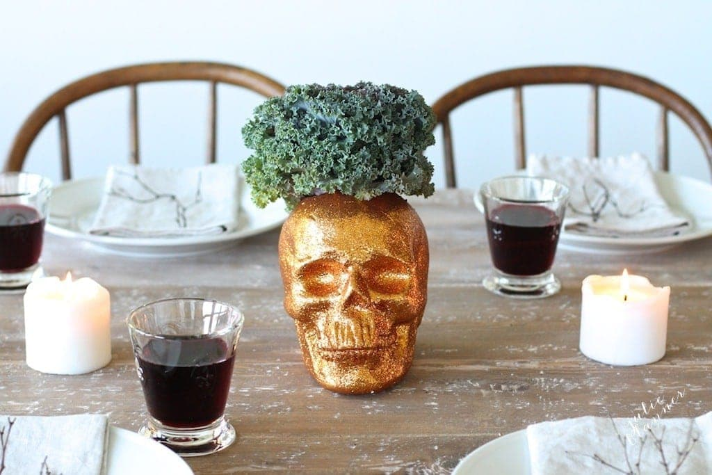 An Elegant Halloween Party | Dinner Party Ideas & Decorations