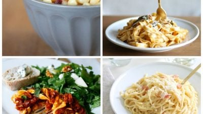 The Best Pasta Recipes | National Pasta Day
