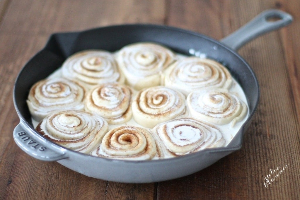 The secret to THE BEST cinnamon rolls