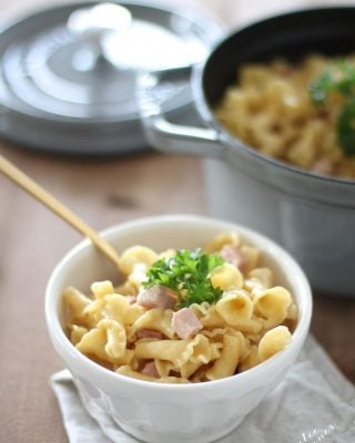 Truffle Mac & Cheese - amazing as an entree or as a side!