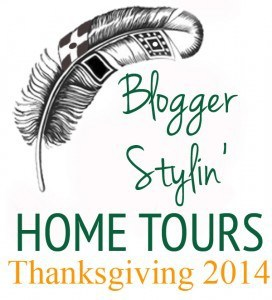 Blogger Stylin Home Tours - 25 Thanksgiving table settings