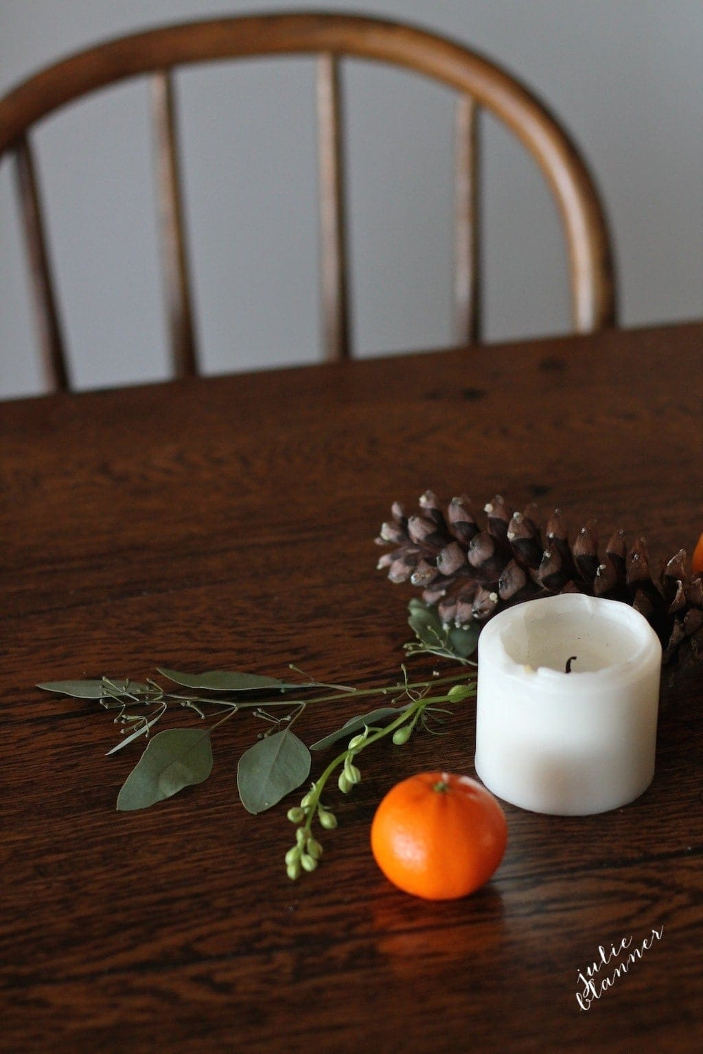 Beautiful Thanksgiving table - easy DIY tutorial for beginners!