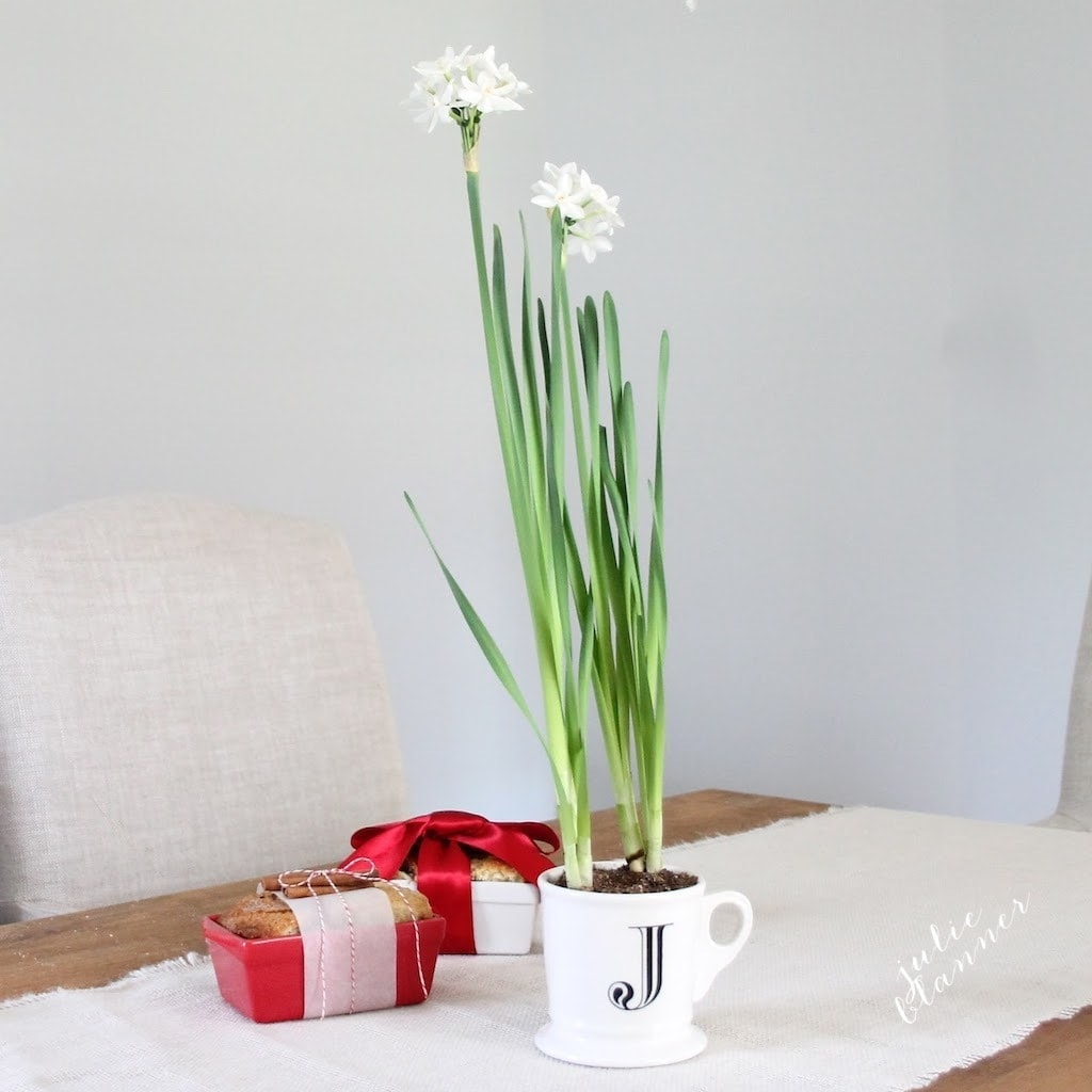 Simple & beautiful hostess gifts for Christmas