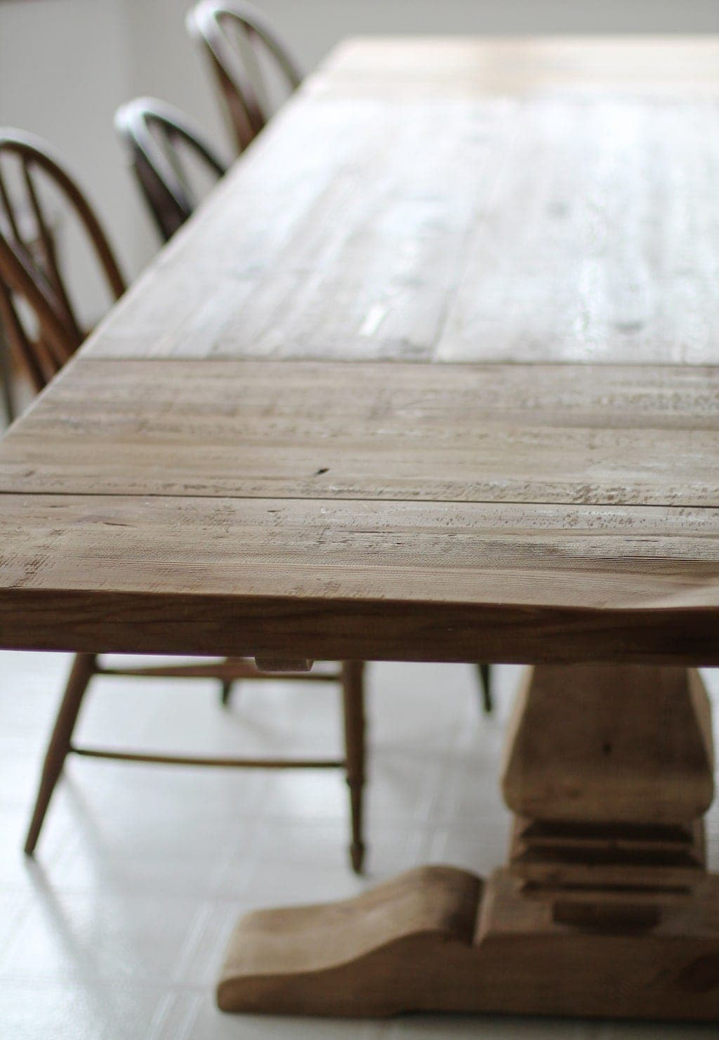 Tips Tricks Colors Ways To Protect Your Restoration Hardware Table