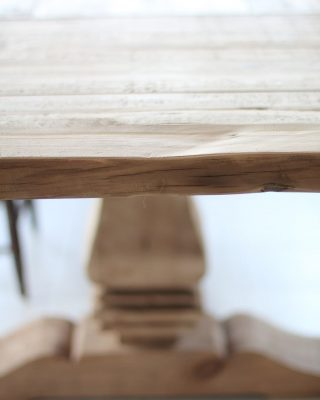 Tips, tricks, colors & ways to protect your Restoration Hardware table