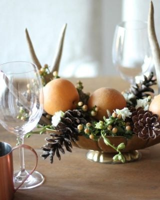 Tips for setting the table, creating a beautiful, but functional tablescape