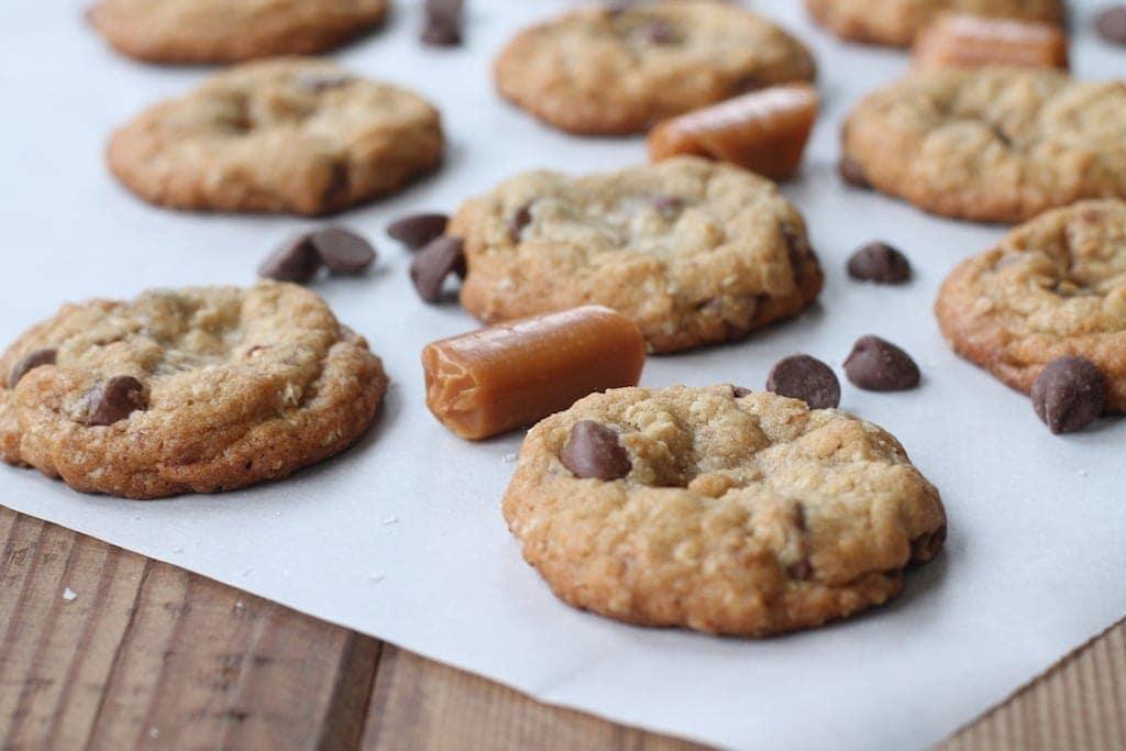 Caramelita cookies