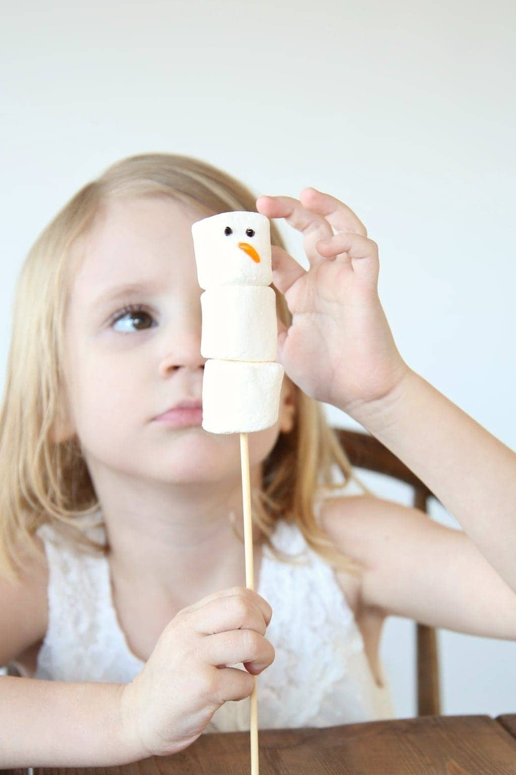 Do you want to build a snowman? Indoor activities for kids on snow days.