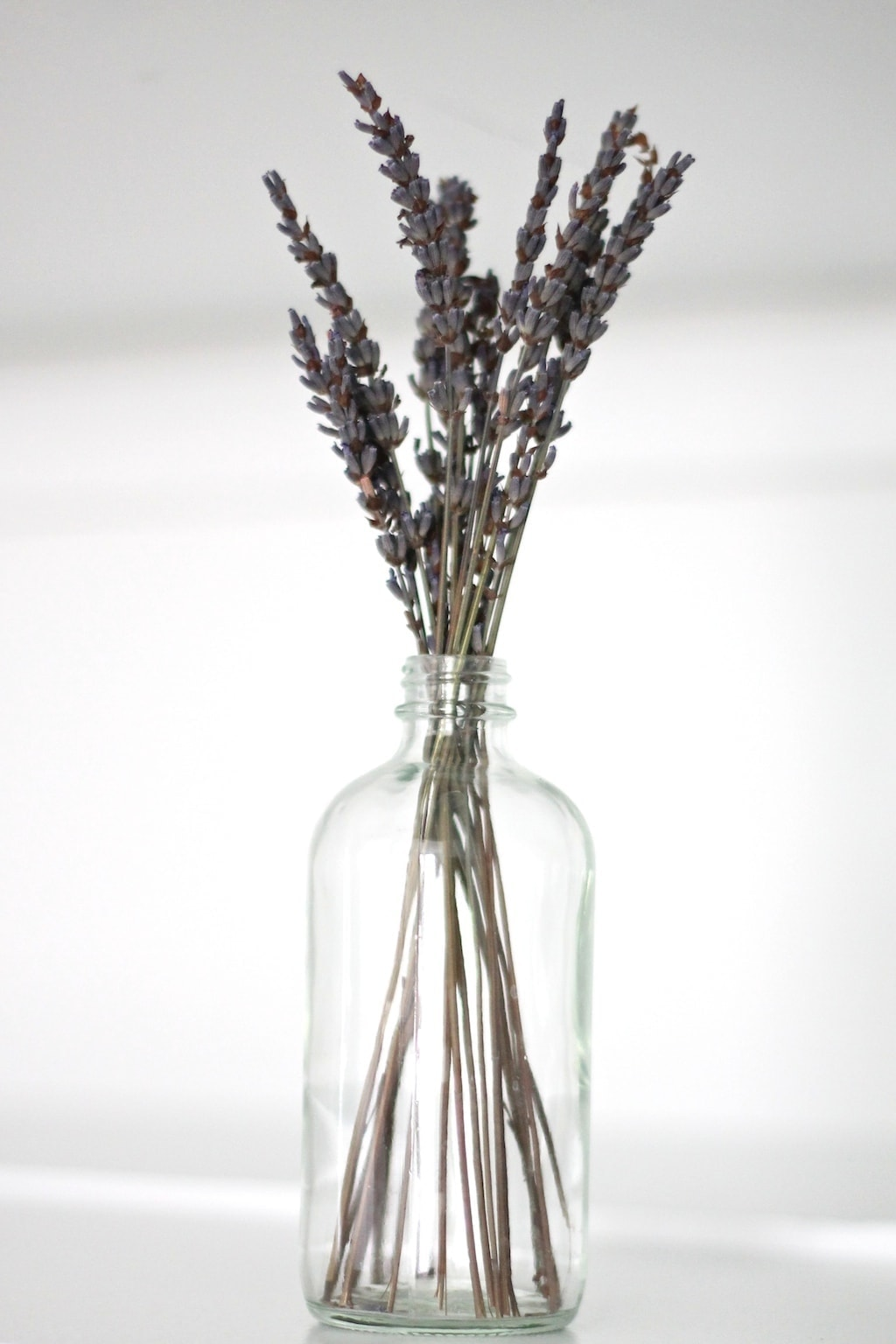 natural potpourri - lavender is a beautiful scent for a linen closet