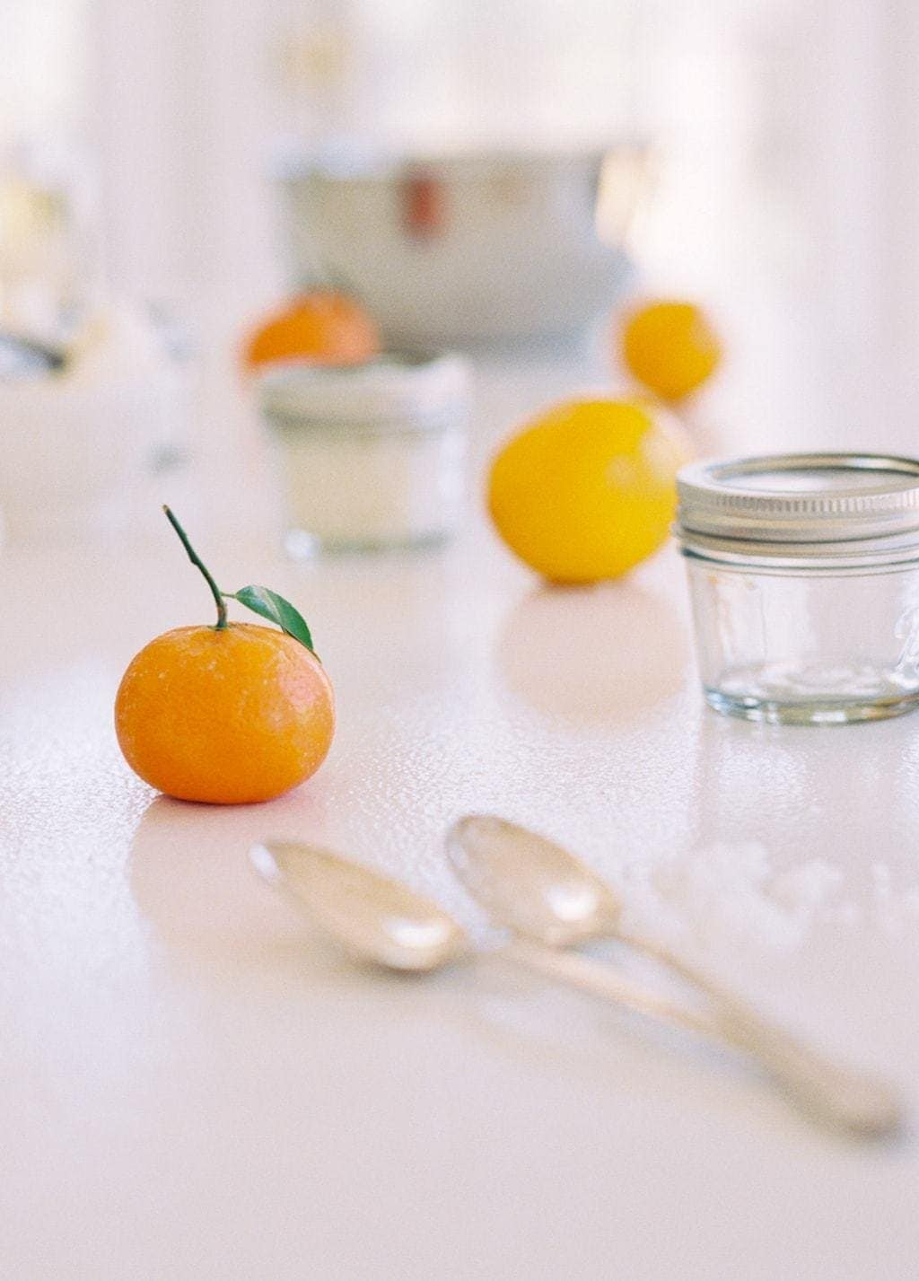 Orange Clove Sugar Scrub recipe - a beautiful scent for the holidays, great for gift-giving!
