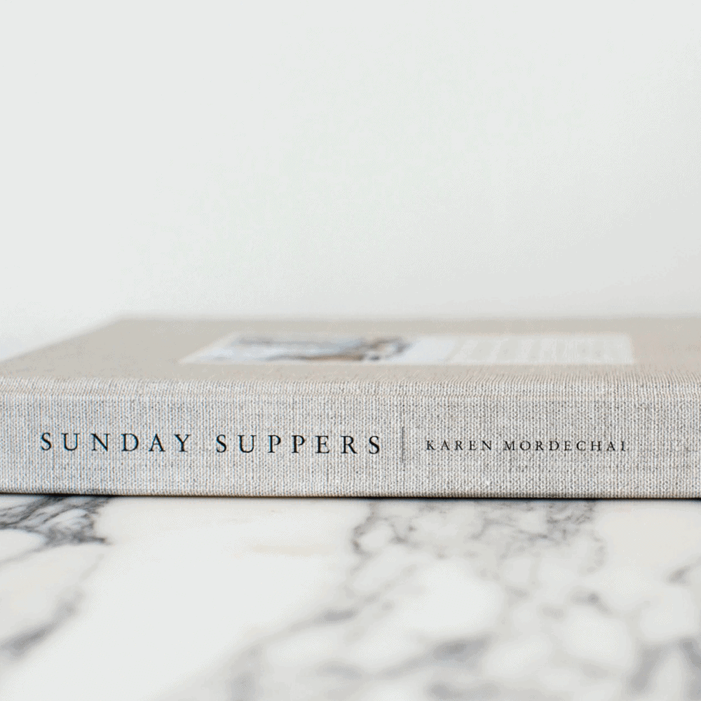 Sunday Suppers Cookbook - Christmas Gift Guide