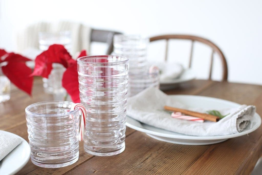 Tervis Entertaining Collection tumblers - casual & elegant Christmas entertaining