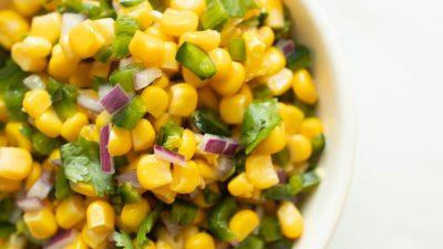 Chipotle Corn Salsa, Chipotle Corn Salsa Recipe