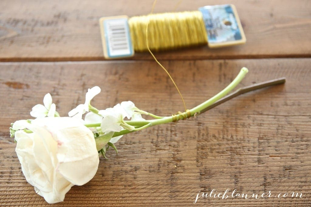 Easy flower tutorials