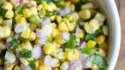 A copycat Chipotle Corn Salsa Recipe