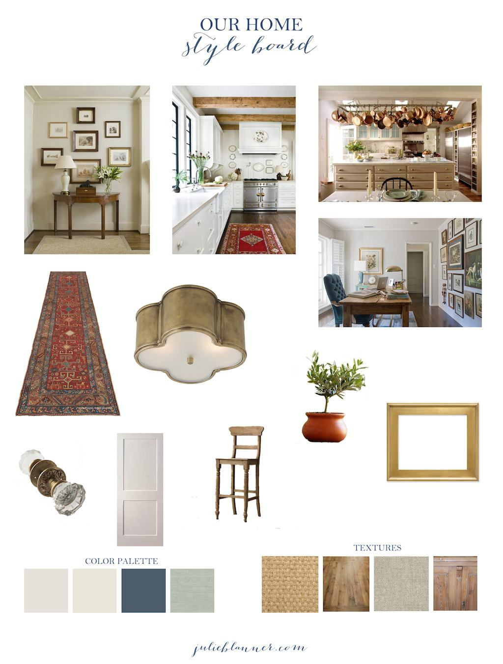 home design board julie blanner entertaining amp home industrial traditional coastal home office design board i