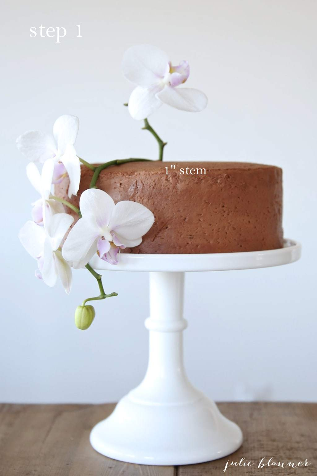How to decorate a cake with flowers create your own beautiful birthday cake izmirmasajfo