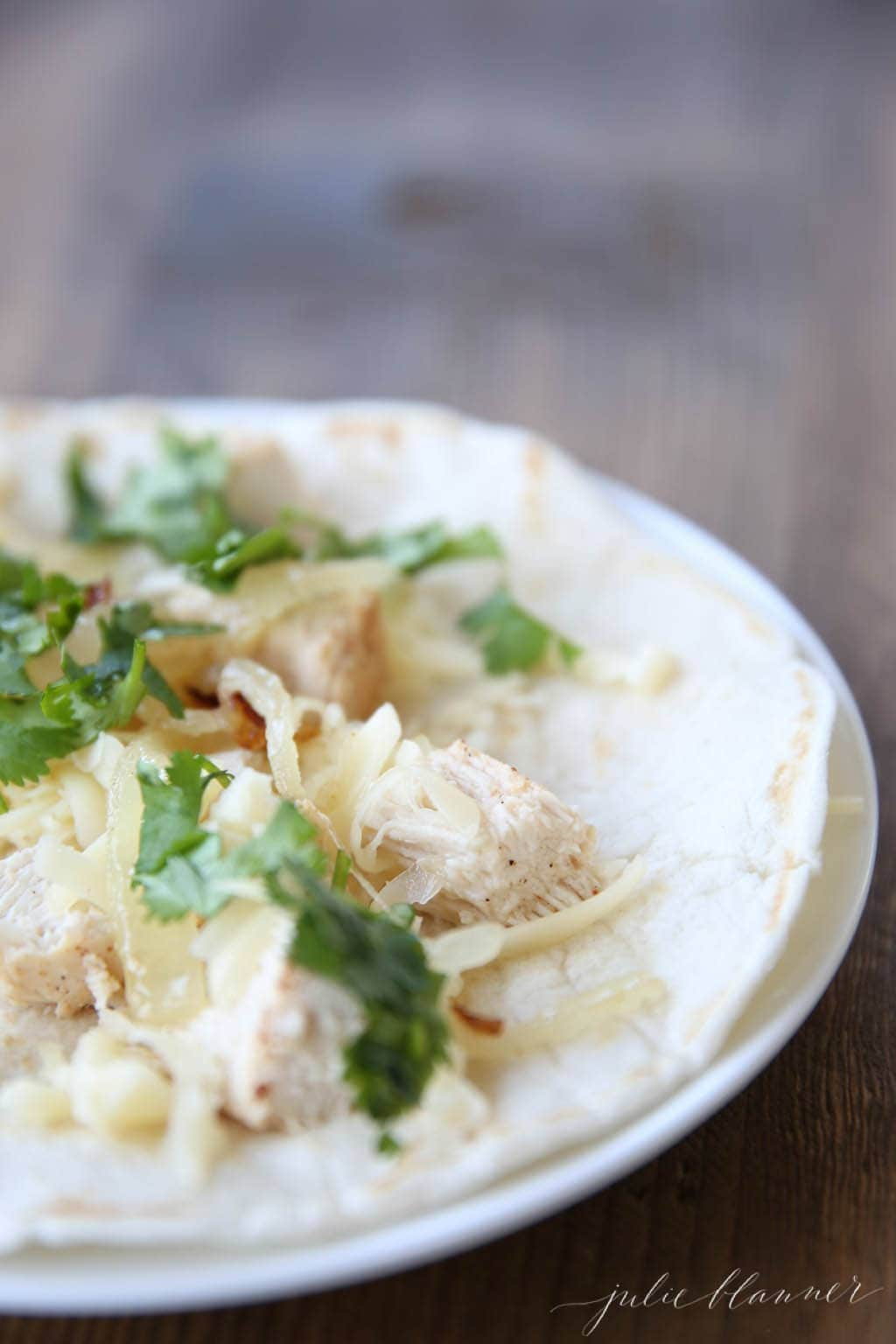 The best chicken taco recipe in less than 5 minutes hands on time!