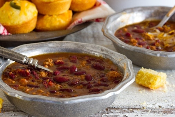 Chili night! Tips for hosting a potluck dinner