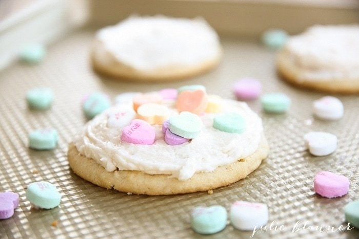 Buttercream frosting recipe for cutout cookies