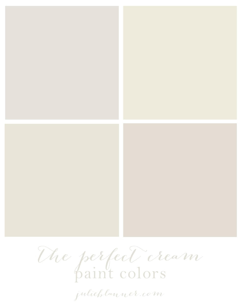 Beige paint swatches the image kid has it for Cream beige paint color