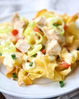 Easy Italian nachos recipe