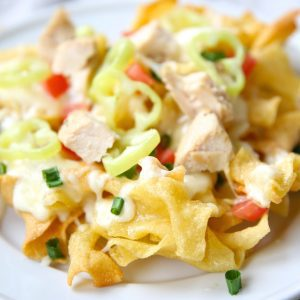 Easy Italian nachos recipe
