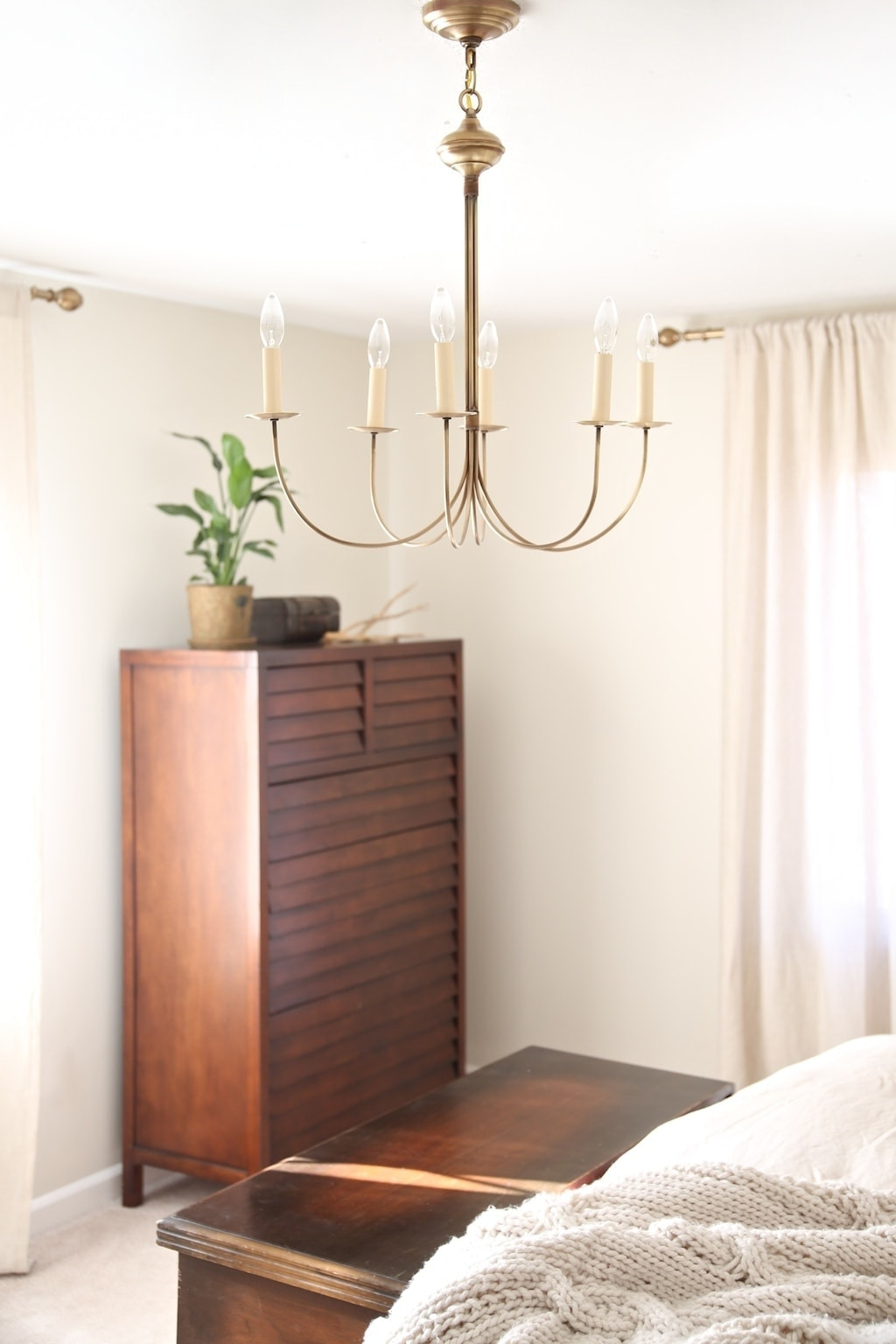 romantic master bedroom light fixture