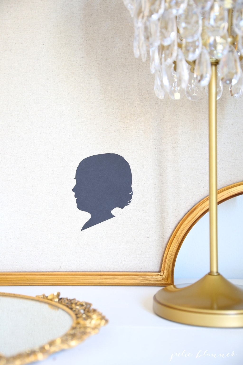 Make beautiful silhouette art with this easy step-by-step tutorial