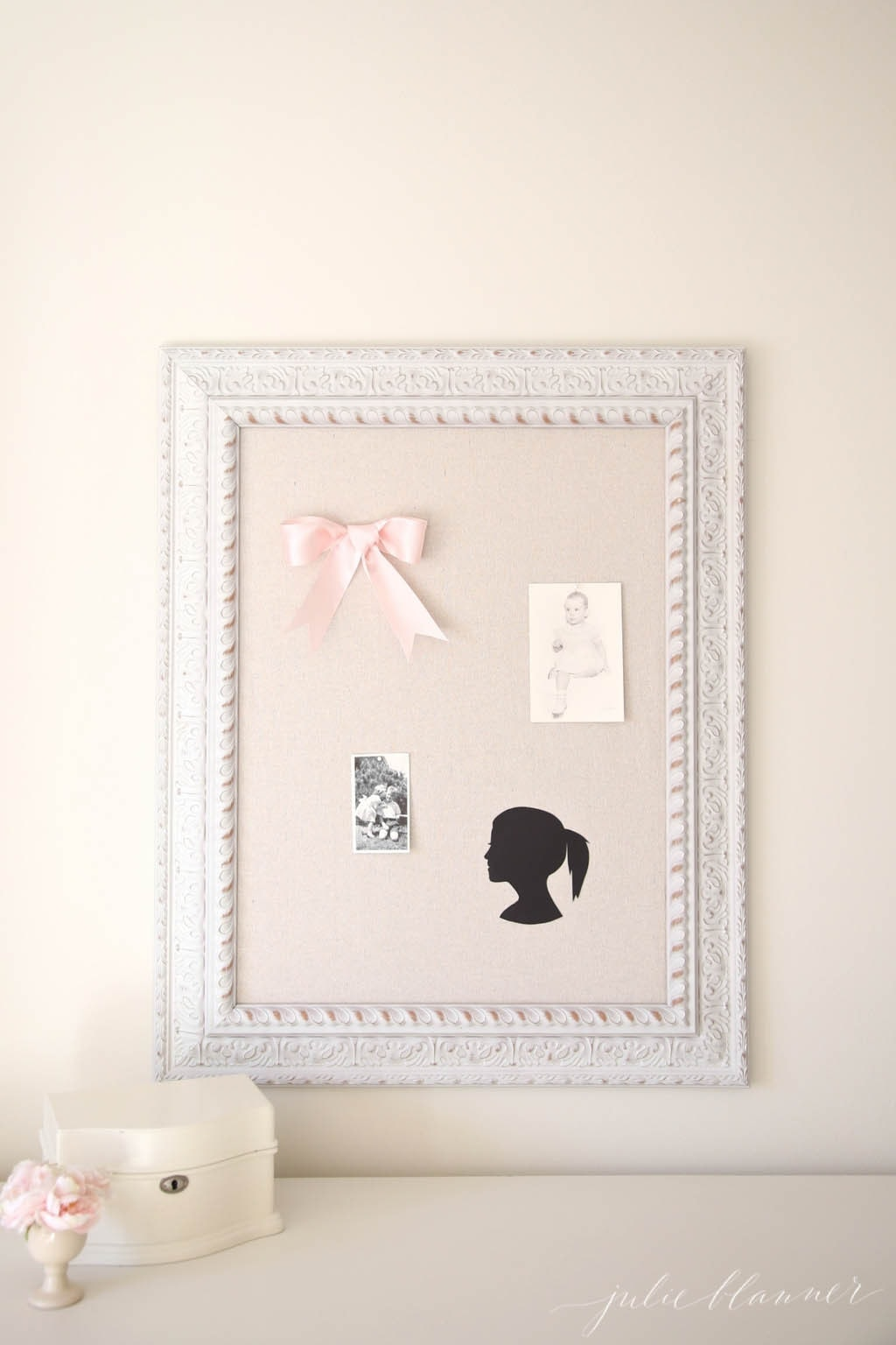DIY decorating ideas for a girl's bedroom