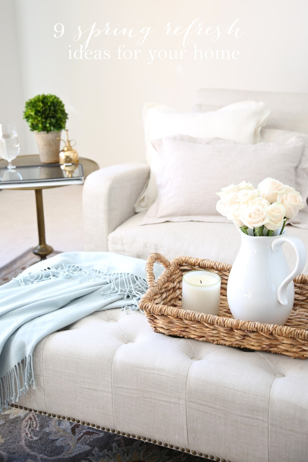 Easy Spring Refresh Ideas